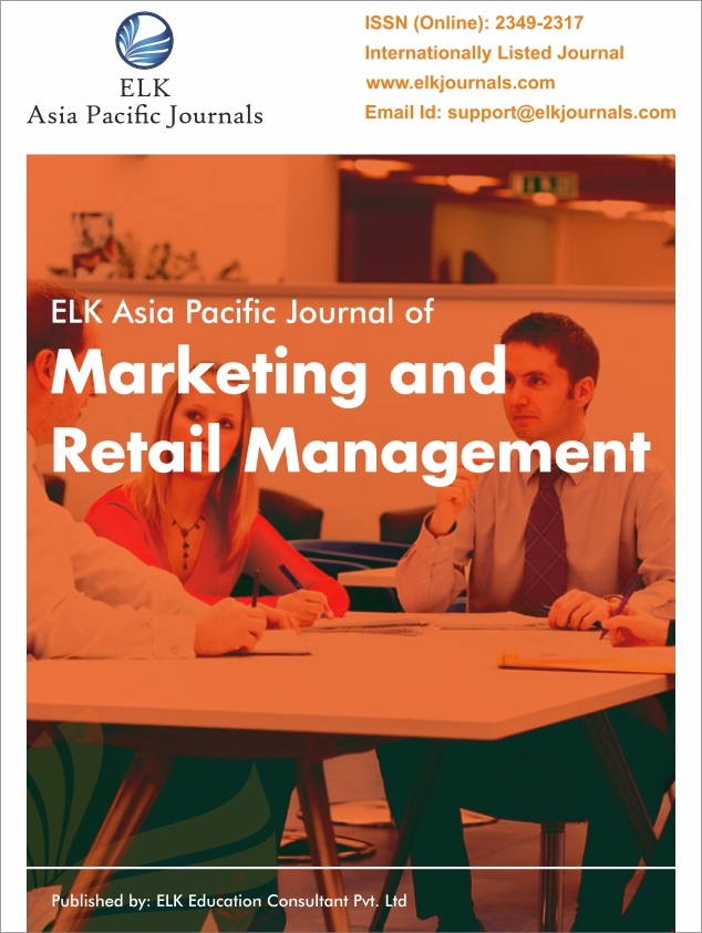 ELK's International Journal of Marketing