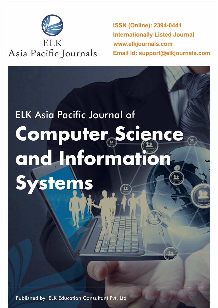 ELK's International Journal of Computer Science