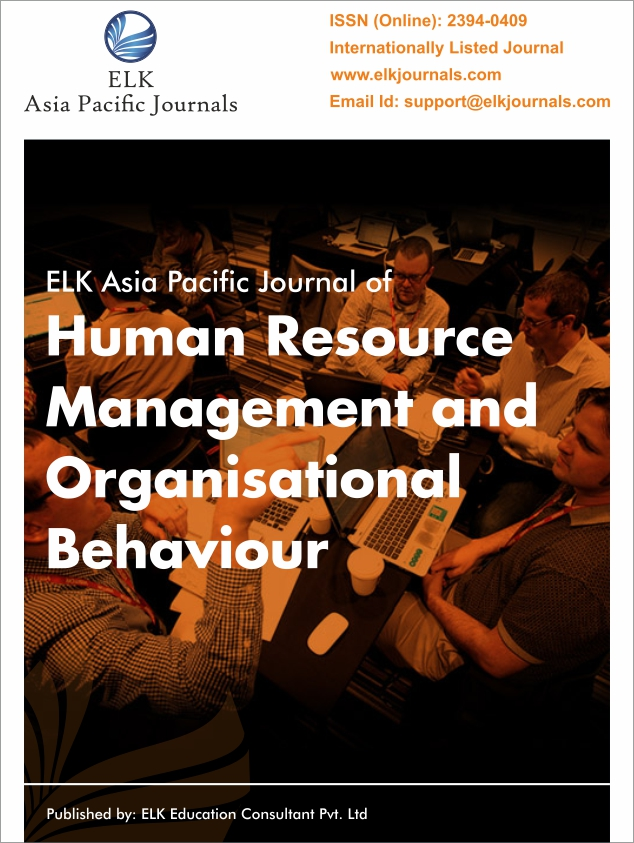 ELK's International Journal of Human Resource Management