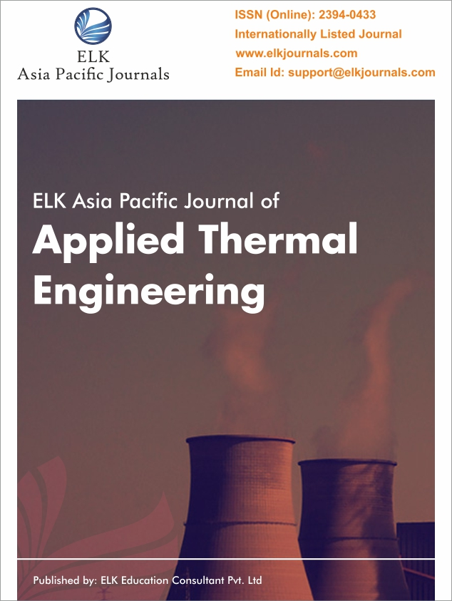 ELK's International Journal of Thermal Sciences