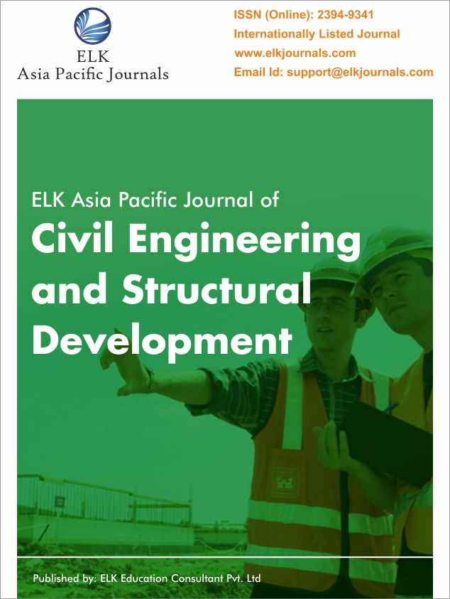 ELK's International Journal of Civil Engineering