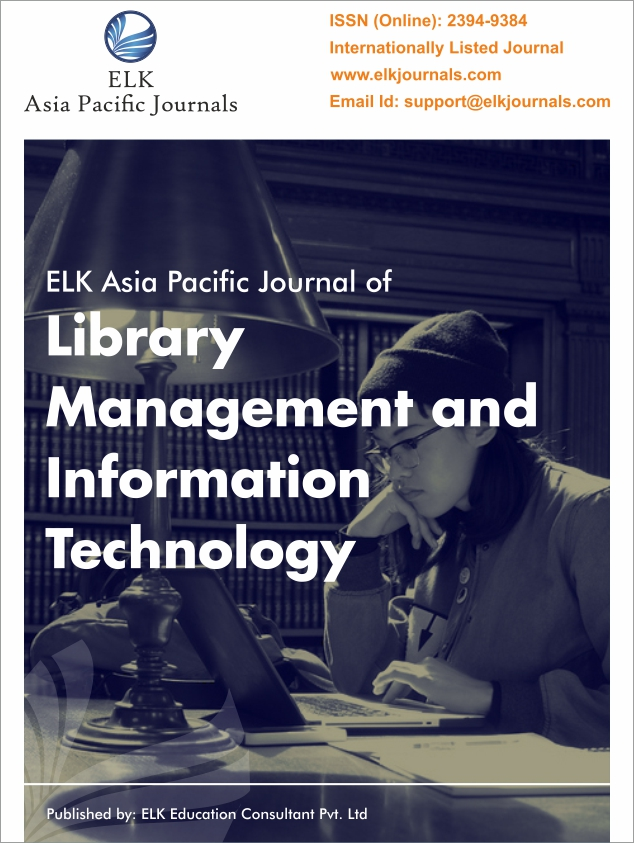 ELK's International Journal of Library and Information Science